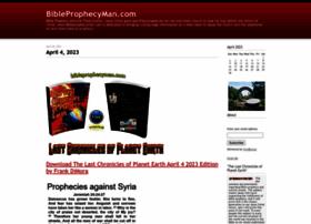 bibleprophecyman.com