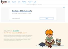 biblequizzes.org.uk