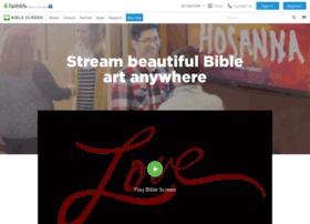 biblescreen.com