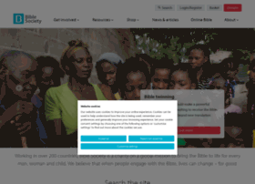 biblesociety.org.uk