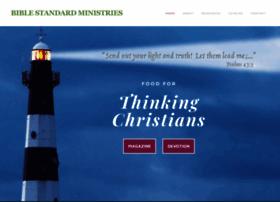biblestandard.com