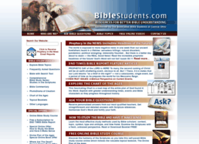 biblestudents.com
