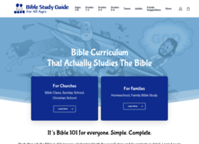 biblestudyguide.com