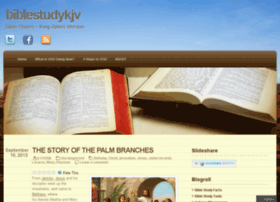biblestudykjv.wordpress.com
