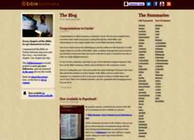 biblesummary.info