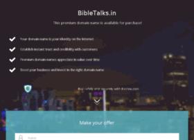 bibletalks.in
