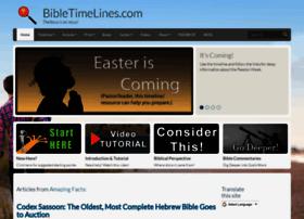 bibletimelines.org