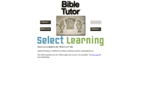 bibletutor.com