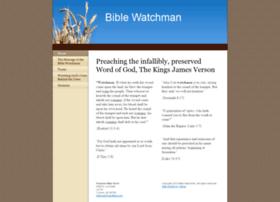 biblewatchman.com