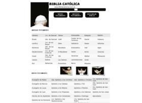 bibliacatolica.com.ar