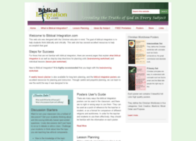 biblicalintegration.com