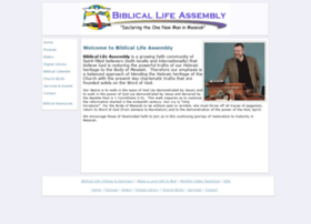 biblicallifeassembly.org