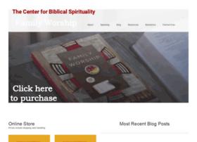 biblicalspirituality.com