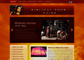 biblicaltourguide.com
