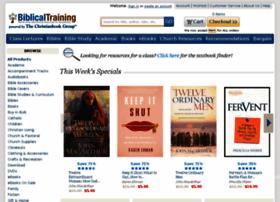 biblicaltraining.christianbook.com