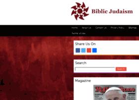 biblicjudaism.org