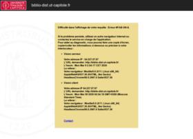 biblio-dist.univ-tlse1.fr