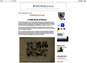 Bibliodyssey.blogspot.com