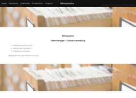 bibliographix.com