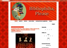 bibliophiliaplease.com