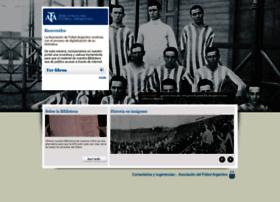biblioteca.afa.org.ar