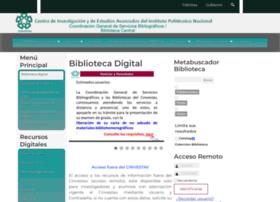 biblioteca.cinvestav.mx