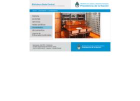 biblioteca.jus.gov.ar