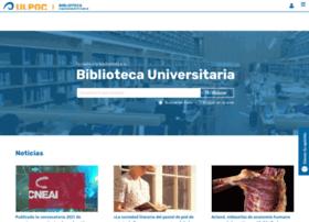 biblioteca.ulpgc.es