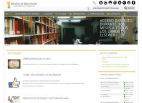 biblioteca.unex.es
