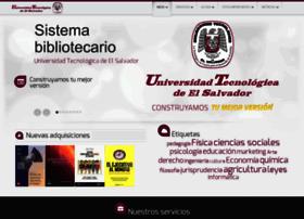 biblioteca.utec.edu.sv