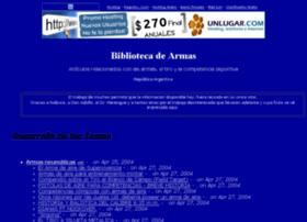 bibliotecadearmas.unlugar.com