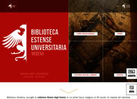 bibliotecaestense.beniculturali.it