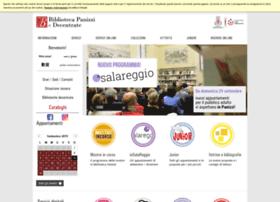 bibliotecapanizzi.it