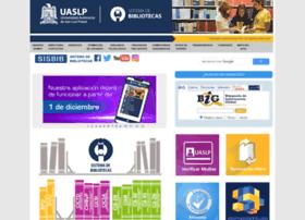 bibliotecas.uaslp.mx