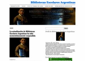 bibliotecasescolaresargentinas.wordpress.com