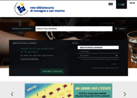 bibliotecheromagna.medialibrary.it