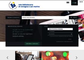 bibliotecheromagna.medialibrary.it