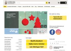 bibliotek.lerum.se