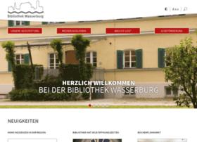 bibliothek-wasserburg.de