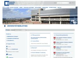 bibliothek.uni-wuerzburg.de