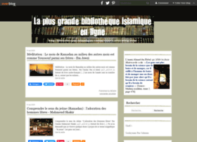 bibliotheque-islamique-coran-sunna.over-blog.com