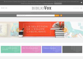 bibliovox.com