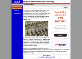 bicycle-rental.regionaldirectory.us