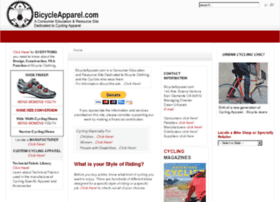 bicycleapparel.com