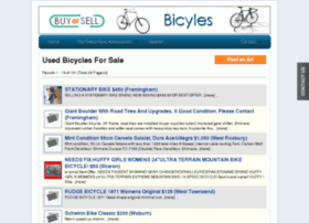 bicyclebuysell.us