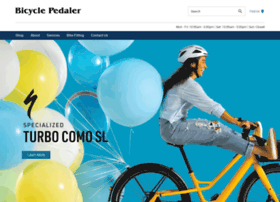 bicyclepedaler.com