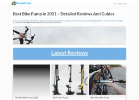 bicyclepump.net