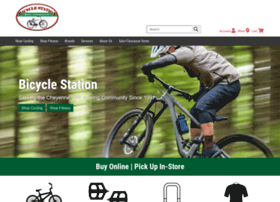 bicyclestation.com