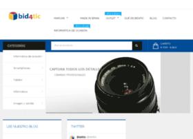 bid4tic.com