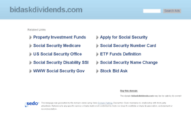 bidaskdividends.com